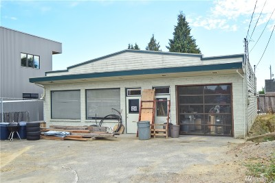 Seattle Commercial For Sale: 10810 Myers Wy S