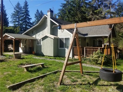 Gig Harbor Single Family Home For Sale: 11504 Creviston Dr NW