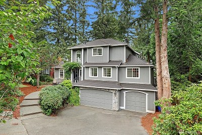 Sammamish Single Family Home For Sale: 23316 SE 14th Ct