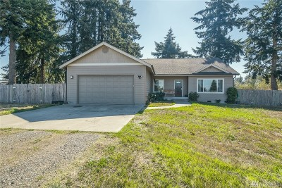 Centralia Single Family Home For Sale: 6801 201st Ave SW