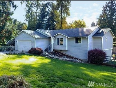 Lake Tapps Single Family Home For Sale: 17824 26th St Ct E