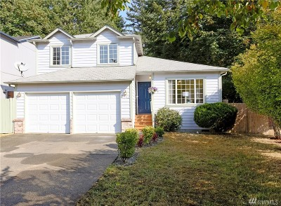 Port Orchard Single Family Home For Sale: 1762 Sage Ct