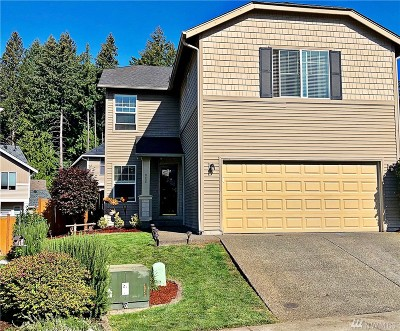 Tumwater Single Family Home For Sale: 856 Wrigley Lane SW