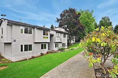 Mountlake Terrace Condo/Townhouse For Sale: 4118 212th St SW #C201