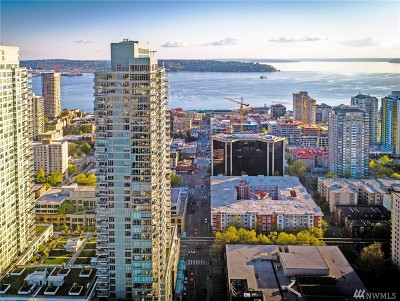 Condo/Townhouse For Sale: 583 Battery St #805