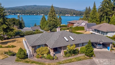 Bellingham WA Single Family Home For Sale: $709,000