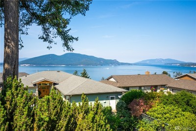 Anacortes, La Conner Single Family Home For Sale: 4512 Guemes View