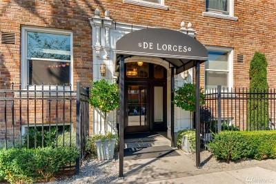 Condo/Townhouse For Sale: 325 Harvard Ave E #501