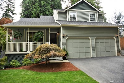 Kirkland Single Family Home For Sale: 11617 NE 95th St