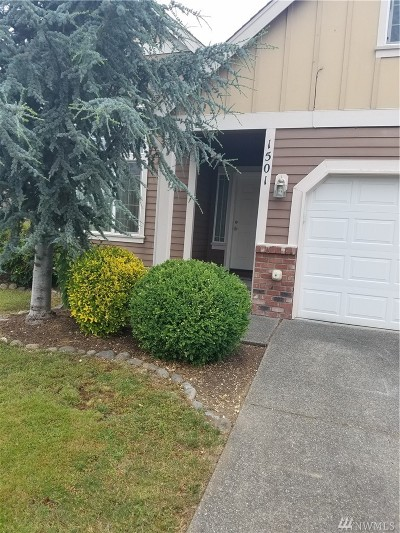 Spanaway Rental For Rent: 1501 179th St Ct E