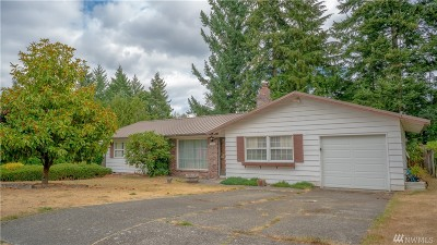 Bellevue Single Family Home For Sale: 1244 150th Ave SE