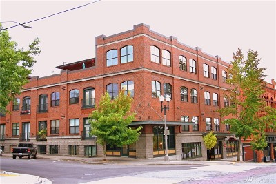 Condo/Townhouse Sold: 1224 Harris #208