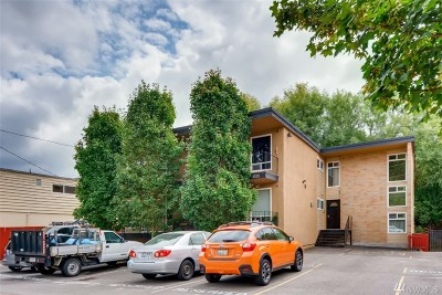 Seattle Condo/Townhouse For Sale: 4525 S Henderson St #202