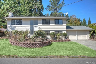 Bellevue Single Family Home For Sale: 1231 169th Ave NE
