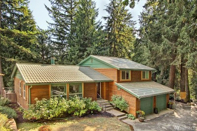 North Bend, Snoqualmie Single Family Home For Sale: 40901 SE 71st St