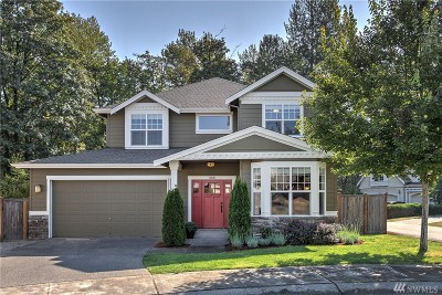 Sammamish Single Family Home For Sale: 1008 244th Ct SE