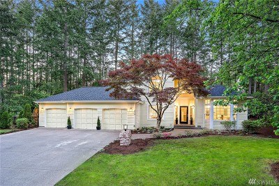 Gig Harbor Single Family Home For Sale: 4019 100th St Ct NW