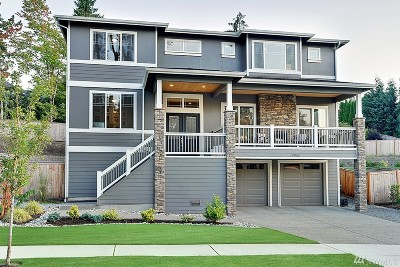 Issaquah Single Family Home Contingent: 1051 NW Pickering St