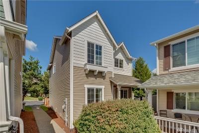 North Bend, Snoqualmie Condo/Townhouse For Sale: 9416 Hancock Ave SE #18
