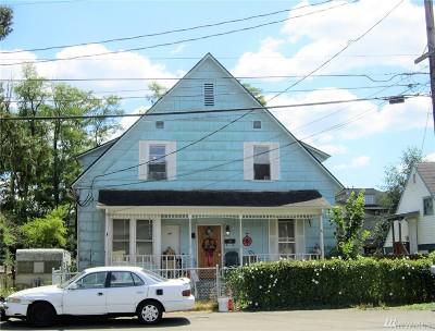 Mason County Single Family Home For Sale: 121 E Cedar St