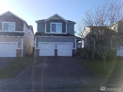 Puyallup Rental For Rent: 11418 184th St Ct E