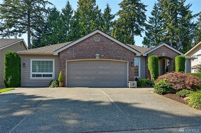 Mill Creek Single Family Home For Sale: 15930 33rd Ave SE