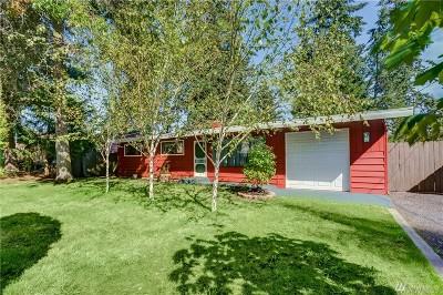 Covington Single Family Home For Sale: 26636 167th Place SE