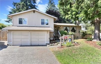 Single Family Home For Sale: 33709 28th Ave SW