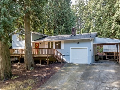 Lake Tapps Single Family Home For Sale: 3808 176th Ave E