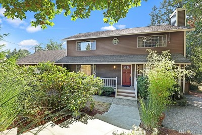 Burien Single Family Home For Sale: 15834 5th Lane S