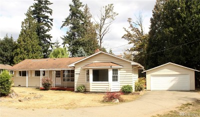 Auburn Single Family Home For Sale: 29224 51st St S