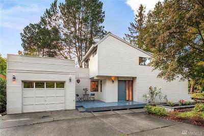 Mercer Island Single Family Home For Sale: 2707 64th Ave SE