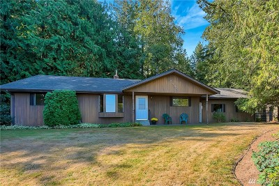 Lynden Single Family Home For Sale: 7495 Beebe Rd