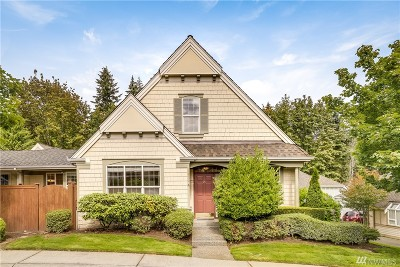 Mill Creek Single Family Home For Sale: 1829 163rd St SE