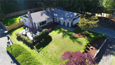 Port Orchard Single Family Home For Sale: 4458 SE Firmont Dr