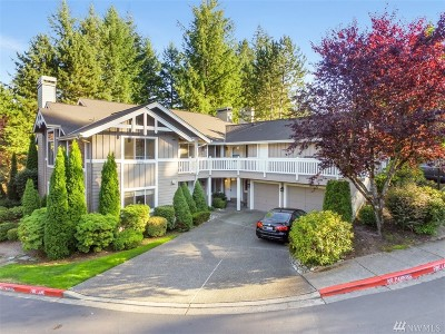 Issaquah Condo/Townhouse For Sale: 3602 255th Lane #63