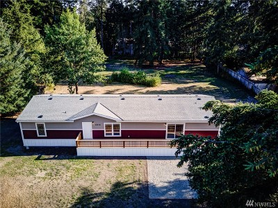 Buckley Single Family Home For Sale: 24316 117th St E