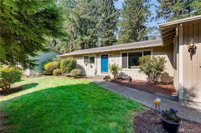 Woodinville Single Family Home For Sale: 16533 190th Ave NE