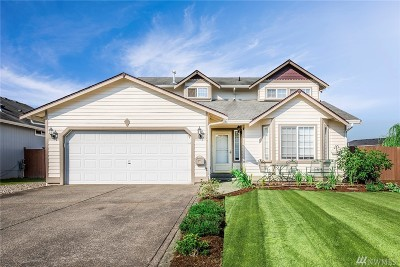 Orting Single Family Home For Sale: 207 Thompson Ave NW