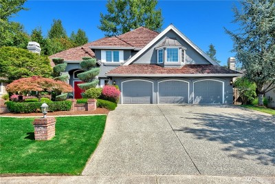 Sammamish Single Family Home For Sale: 26998 SE 22nd Wy