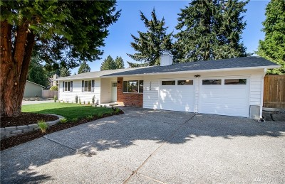 Federal Way Single Family Home For Sale: 2648 349th Place SW