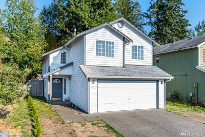 Spanaway Single Family Home For Sale: 19927 14th Ave E