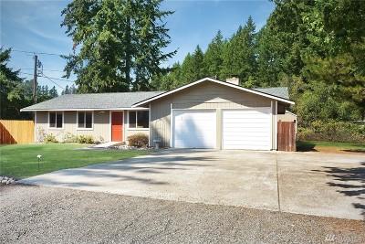 Covington Single Family Home For Sale: 17130 SE 260th St