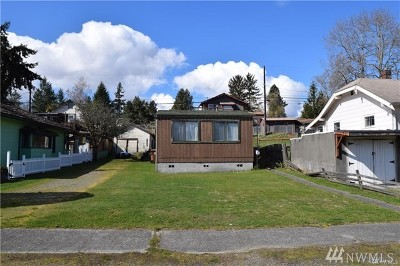 Pierce County Single Family Home For Sale: 5030 N Visscher St
