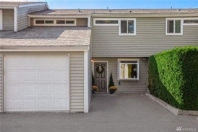 Kirkland Condo/Townhouse For Sale: 14441 124th Ave NE #A8