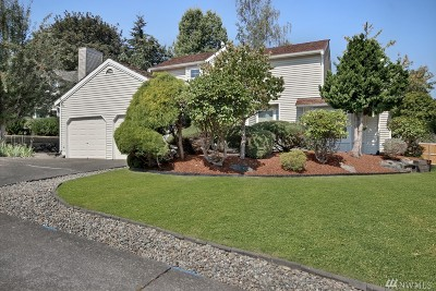 Federal Way Single Family Home For Sale: 704 SW 327th St