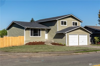 Auburn WA Single Family Home For Sale: $449,999