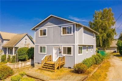 Skagit County Single Family Home For Sale: 122 S Baker St