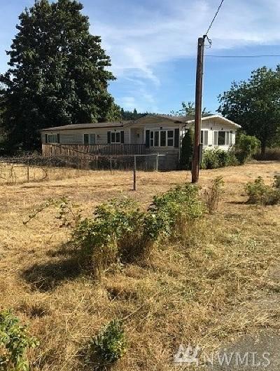 Bucoda Single Family Home For Sale: 410 S Main St