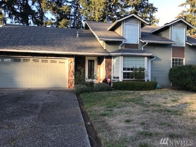Auburn WA Single Family Home For Sale: $474,950